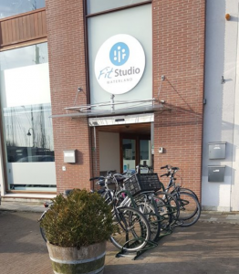 Fit Studio Waterland Fiets Parkeren